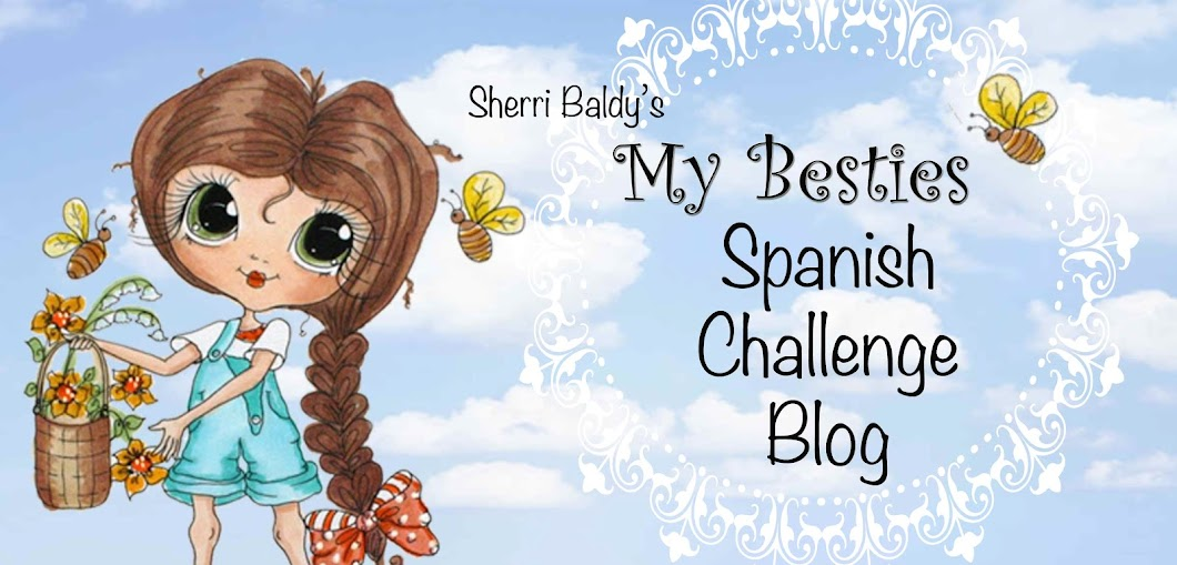 My Bestie Spanish Challenge Blog