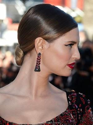 top knot 2014 peinados