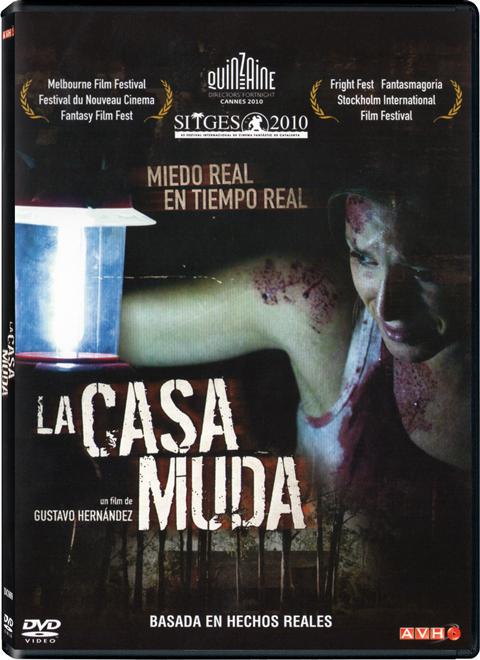 La Casa Muda [DVDR Menu Full] Español Latino [ISO] NTSC Descargar