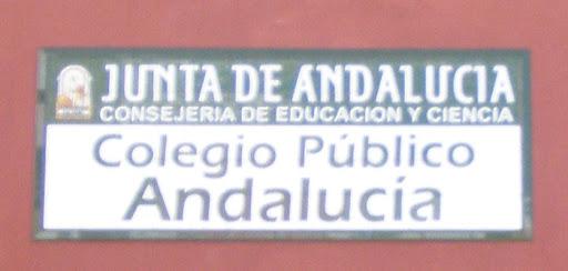 Biblioteca del CEIP Andalucía (HUELVA)