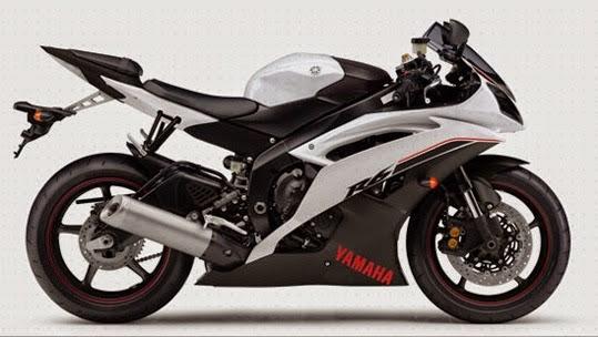 Motor Yamaha R6