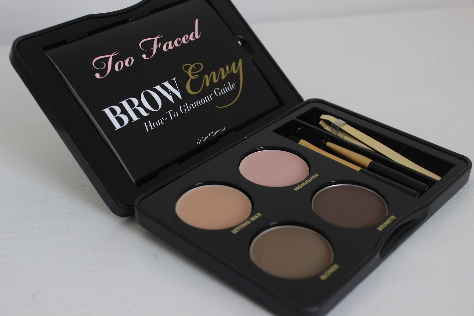 Belles Boutique Uk Beauty Mummy Blog Too Faced Brow Envy