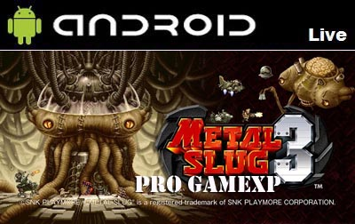 METAL SLUG 3 V. 1.4 Full Game Android