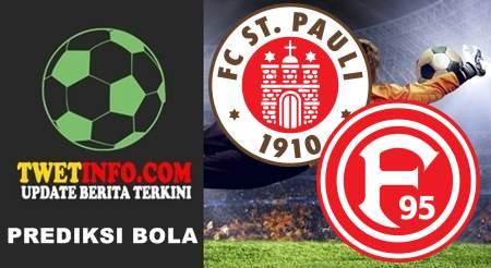Prediksi St Pauli vs Fortuna Dusseldorf