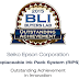Epson RIPS Technology Wins BLI Outstanding Achievement in Innovation Award