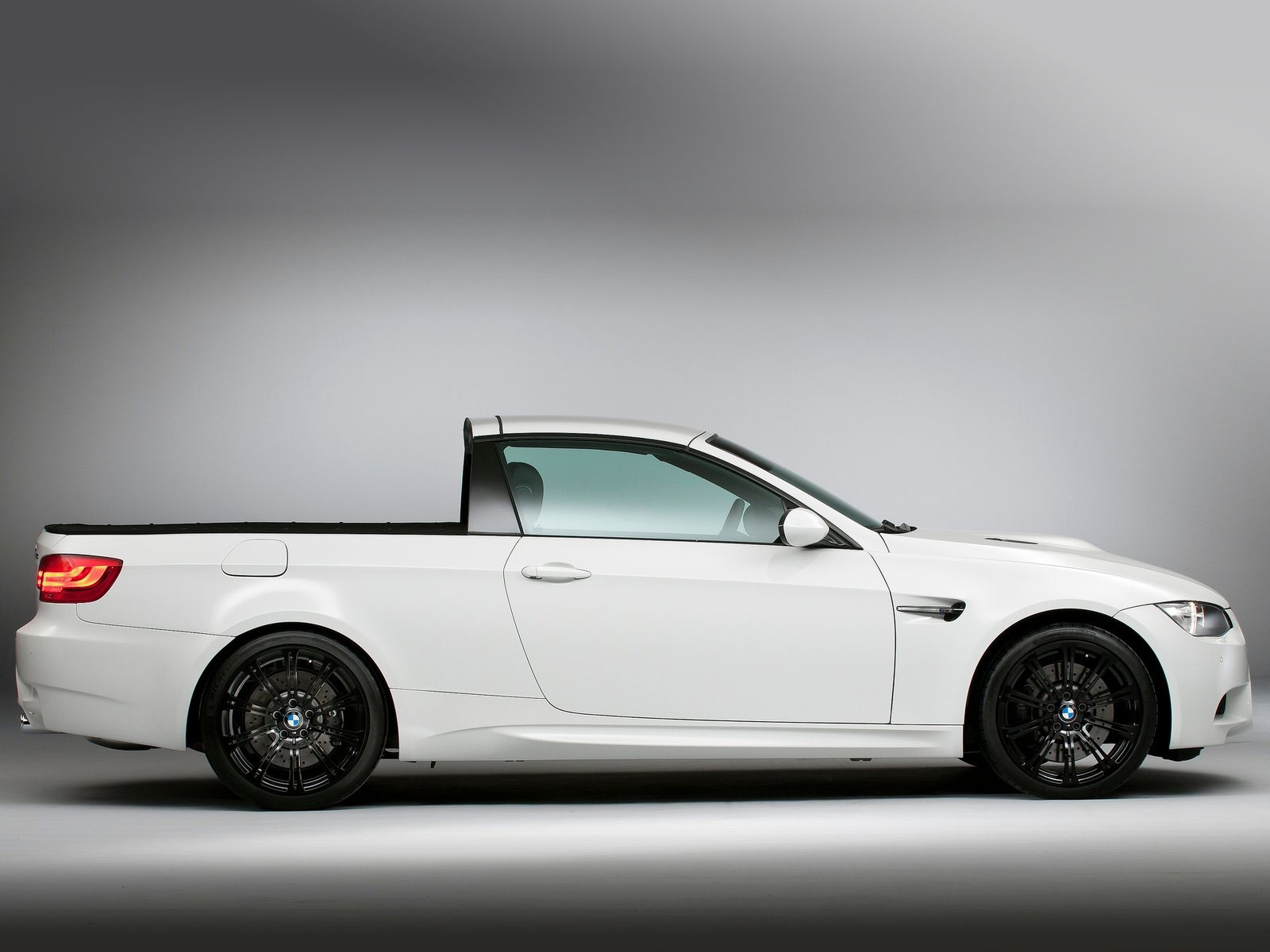 2011 BMW M3 Pickup Concept Car Wallpapers