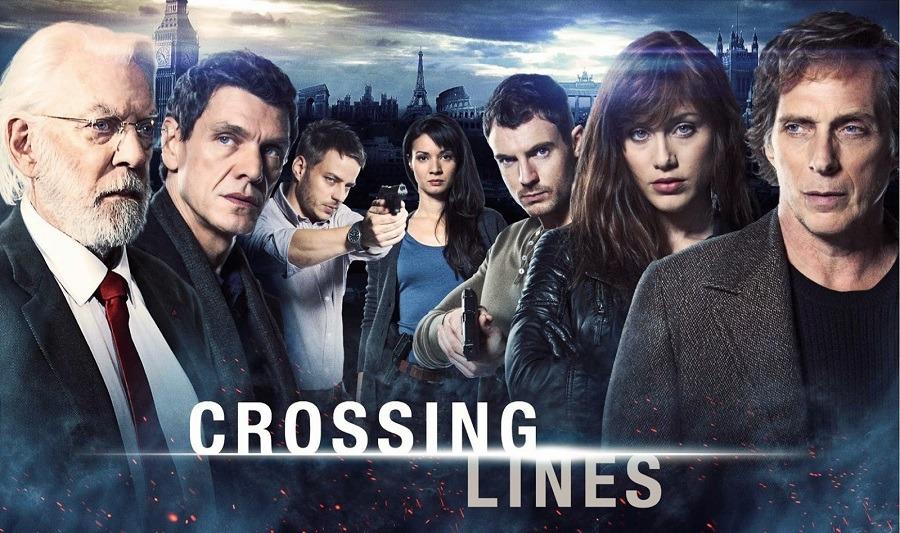 Série Crossing Lines - 1ª Temporada  Torrent