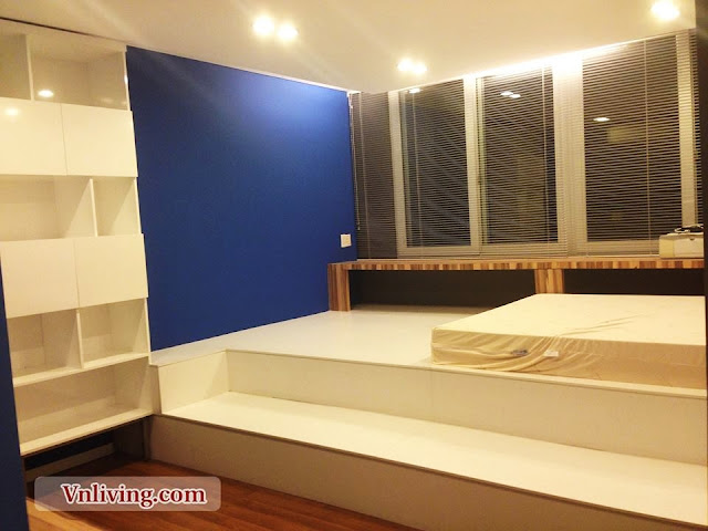 Imperia An Phu penthouse for rent fully furniture and panoramic view