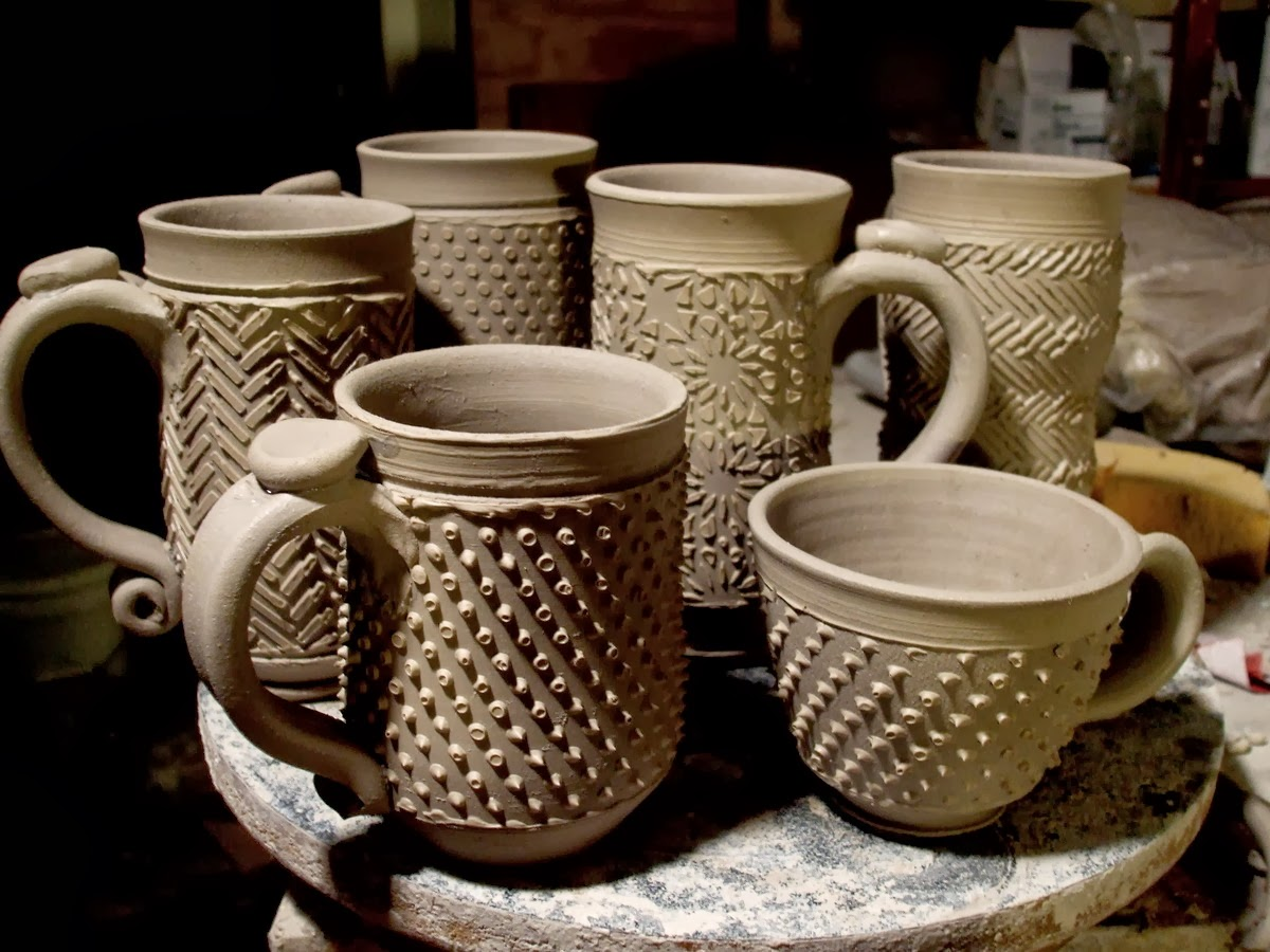 Grafton pottery for Clay pots designs