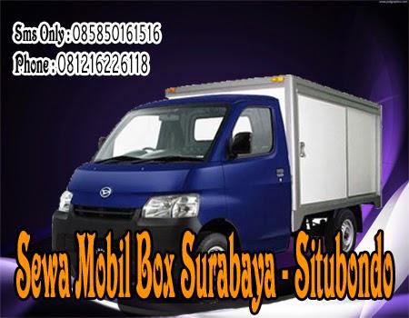 Sewa Mobil Box Surabaya - Situbondo