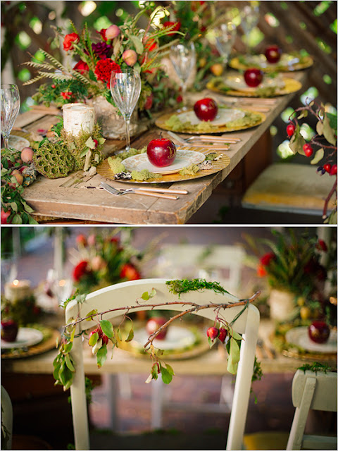 http://www.weddingchicks.com/2015/02/27/snow-white-wedding-ideas/