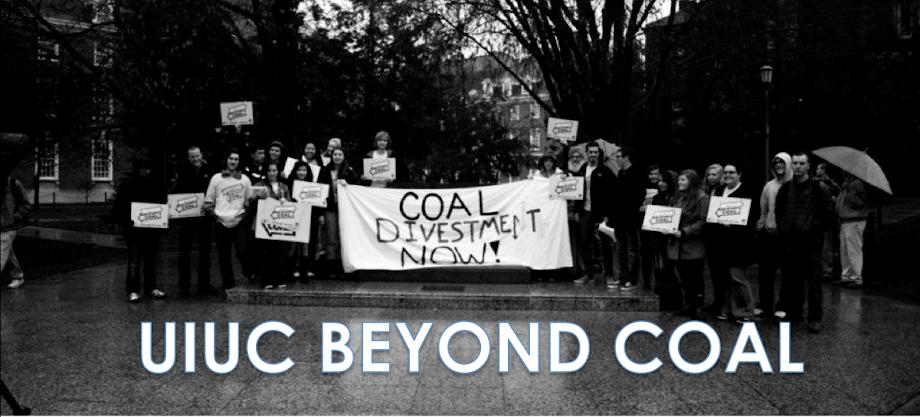 UIUC Beyond Coal