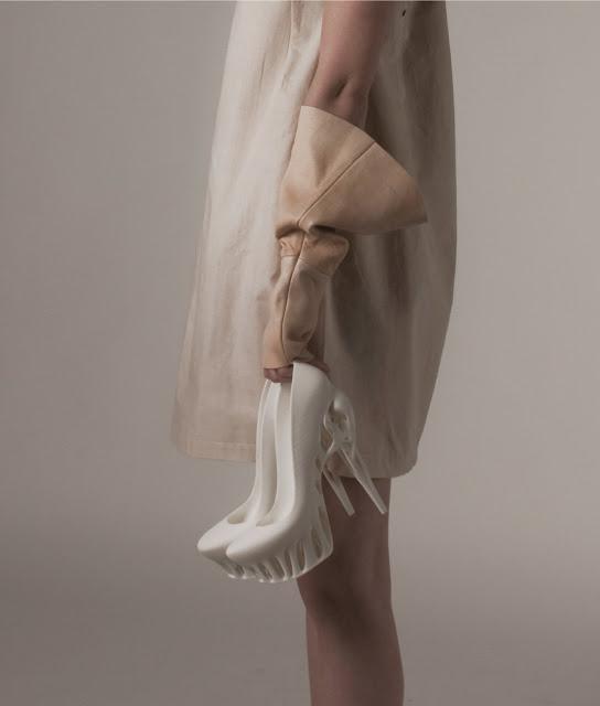 Marieka Ratsma Biomimicry shoe