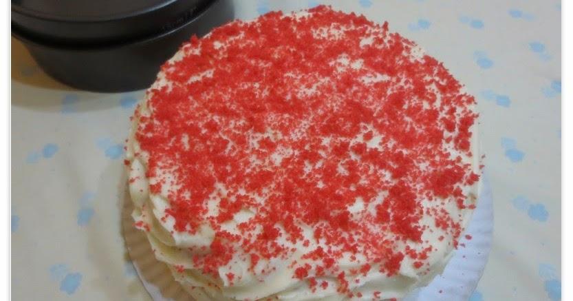 Sabor a fresa tarta red velvet - Tarta red velvet alma obregon ...