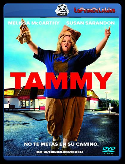 Tammy (2014) DvdRip Latino