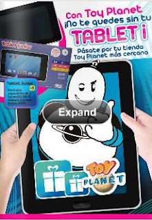 catalogo de tablet toy planet 2013