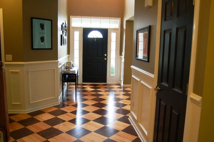 Foyer Wall Paint Ideas : Wall painting ideas for entryway