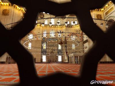 moschea Solimano Suleymaniye Camii Istanbul