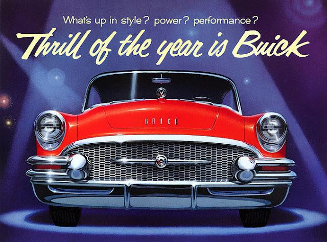 ビュイック・ロードマスター 6&7代目 | Buick Roadmaster (1954-58)