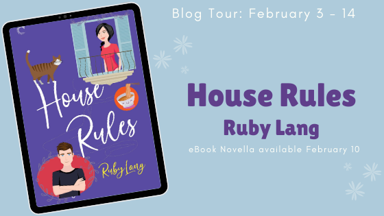 House Rules Blog Tour