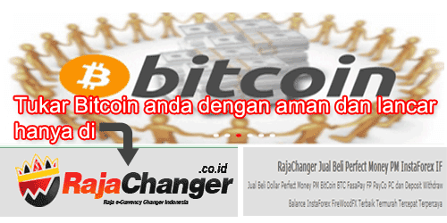 Bitcoin,RajaChanger