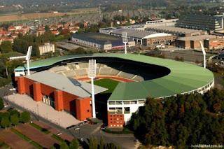 Estadio de fútbol de Heysel de Bruselas