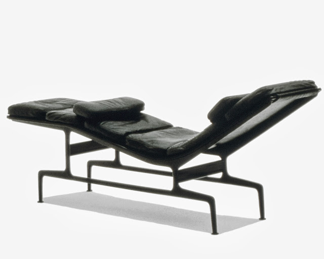 Behold the beauty mid century modern furniture now then for 4 chaises eames