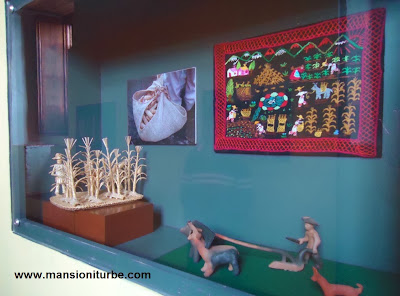 Mexican Folk Art at the Sweetcorn in the Purépecha Región Exposition