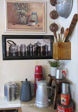 A Coffee Themed Vignette