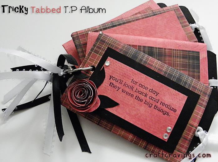 Tricky Tabbed TP Album
