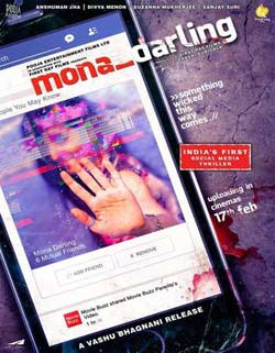 Mona Darling 2017 Hindi Download 700MB HDRip 720P at bcvwop.biz