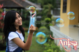 Foto Anisa Cherry belle Cantik