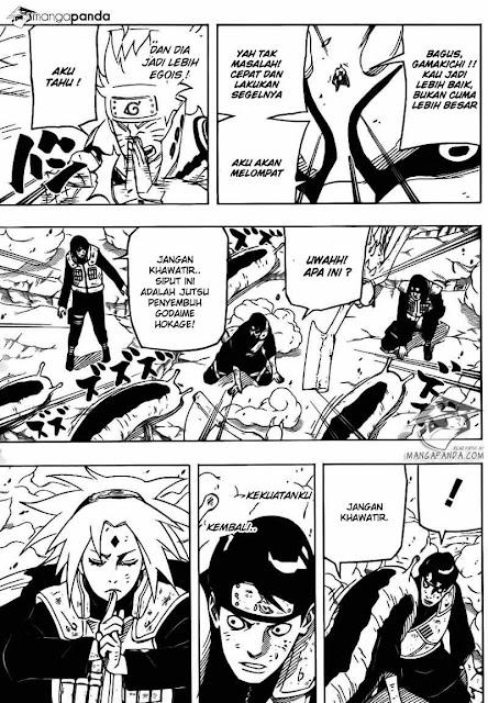 Komik Naruto 634 Bahasa Indonesia halaman 7