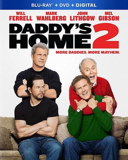 Daddy's Home 2 (Guerra de papás 2/Dos padres por desigual) (2017) 720p y 1080p BDRip mkv Dual Audio AC3 5.1 ch