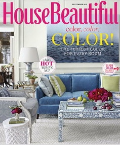 Beautiful House Magazine on Zabavna Knjiga  House Beautiful Magazine   September 2012