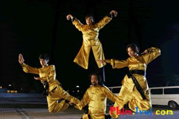 Phim Gia Đình KungFu - My Kung Fu Sweetheart [Vietsub] Online