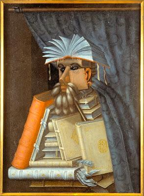 Le libraire Arcimboldo