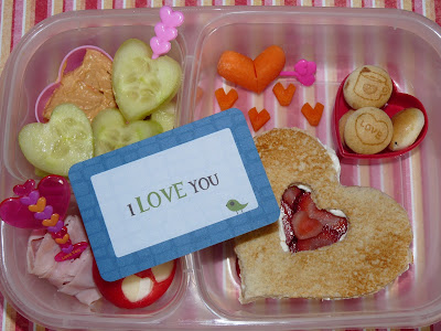 lunchbox love valentine