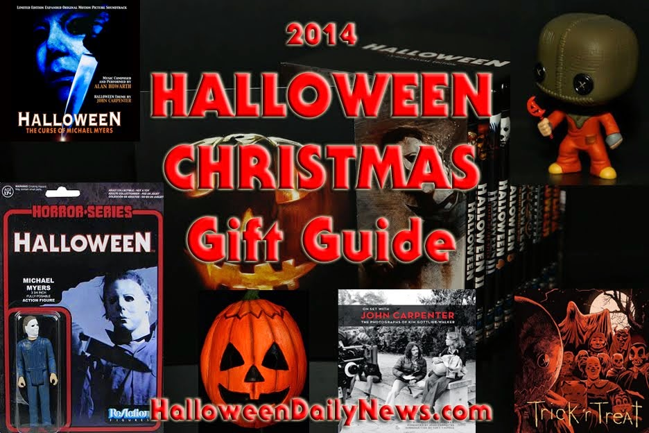 Halloween Christmas Gift Guide