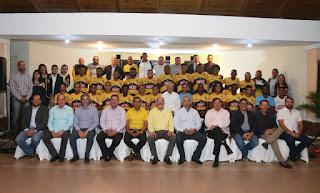 MOCA FC presenta nueva plantilla y equipo técnico LDF 2019