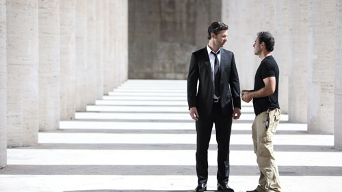 Bulgari Man Extreme Duels Short film starring Eric Bana