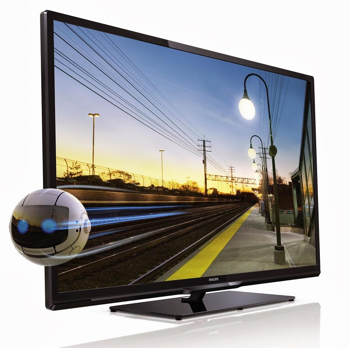 PHILIPS 102 FULL HD 3D LED UYDULU TELEVİZYON