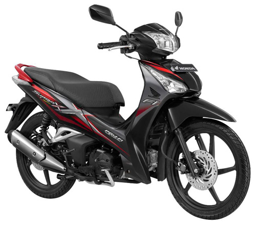 SUPRA X 125 HELM IN PGM FI   Honda Graha Surya Kalimalang   Dealer
