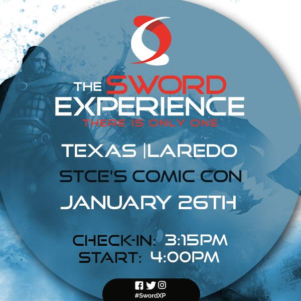 Sword Experience - Laredo January 2019