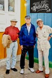 """Esta semana en OBSERVANDO CINE: La película """"Viejos Amigos"""" (Haz clic para leer el post)"""