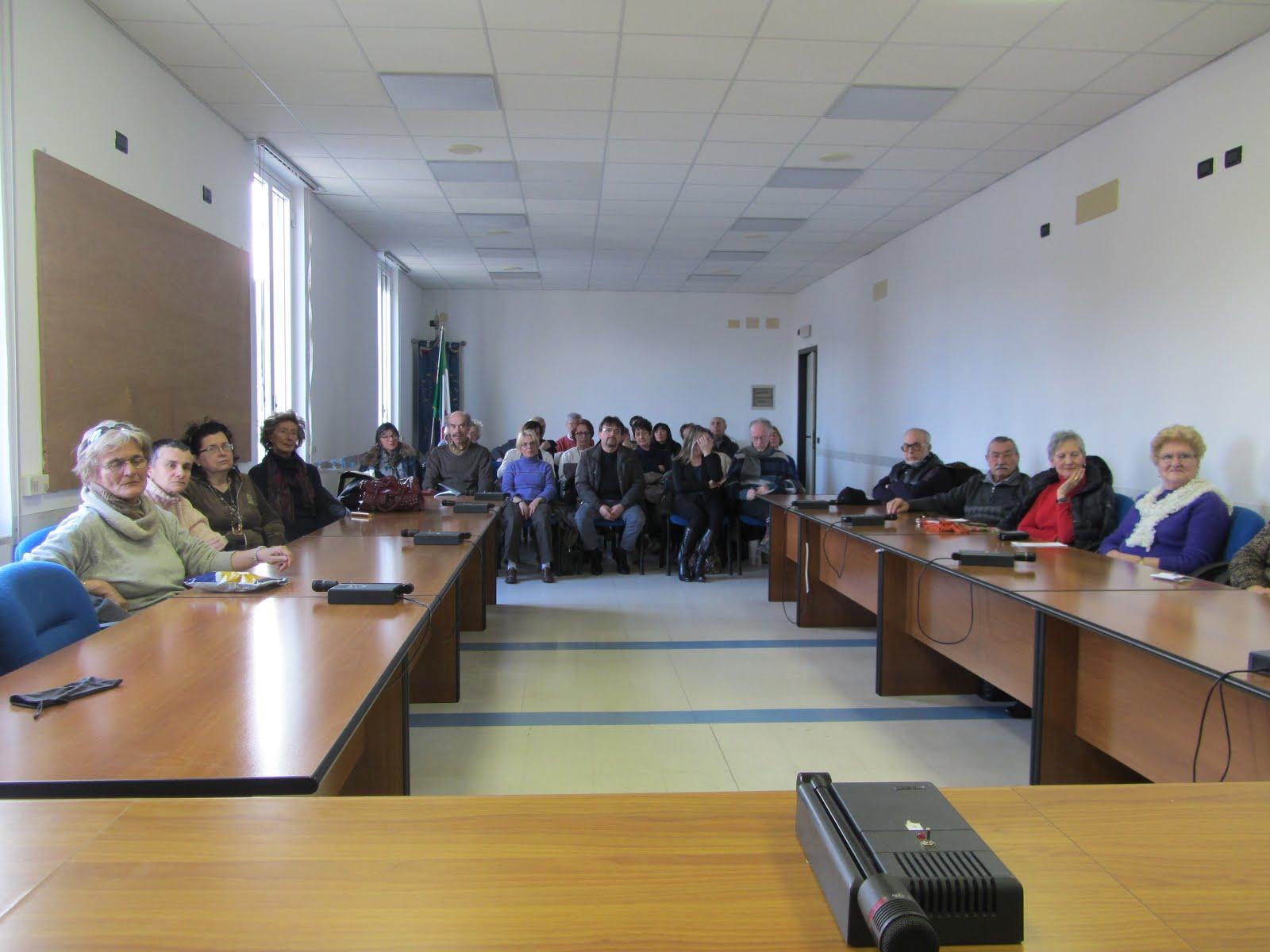Conferenza all'Unisabazia