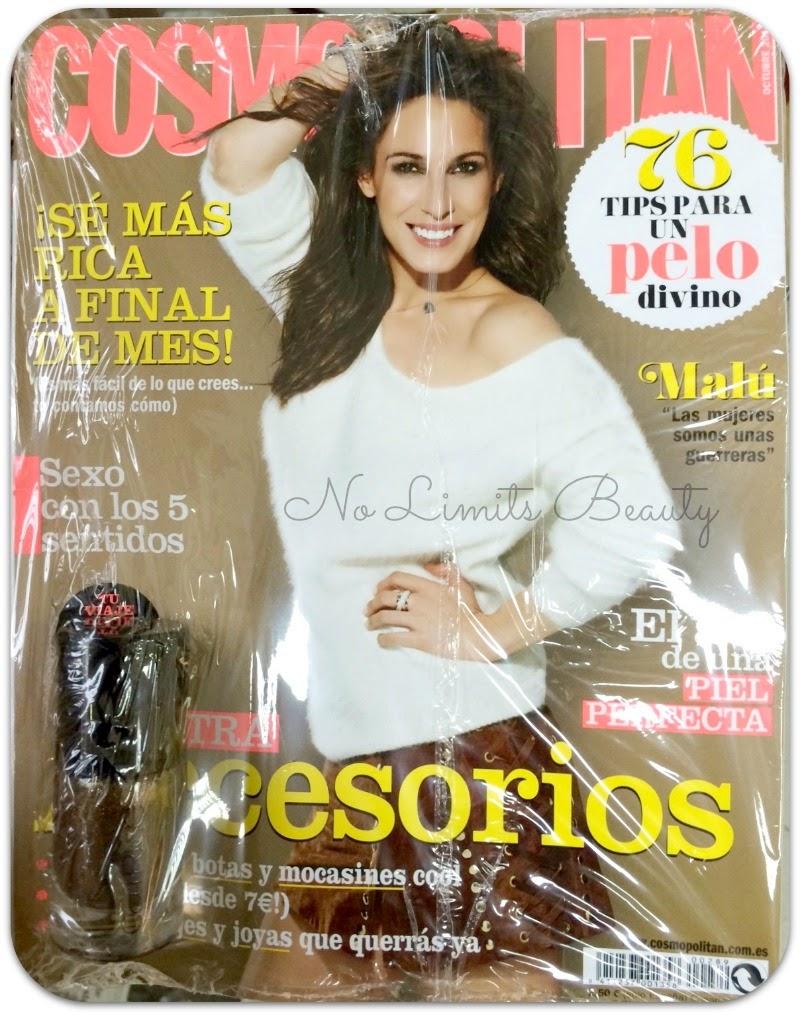 Regalos revistas septiembre 2014: Cosmopolitan Pocket