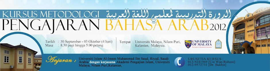 Selamat Datang | Ahlan Wa Sahlan | Warmly Welcome