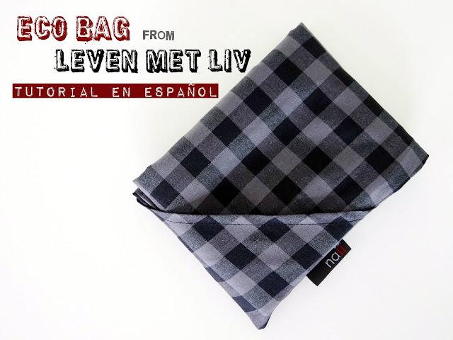 Eco bag from Leven met liv