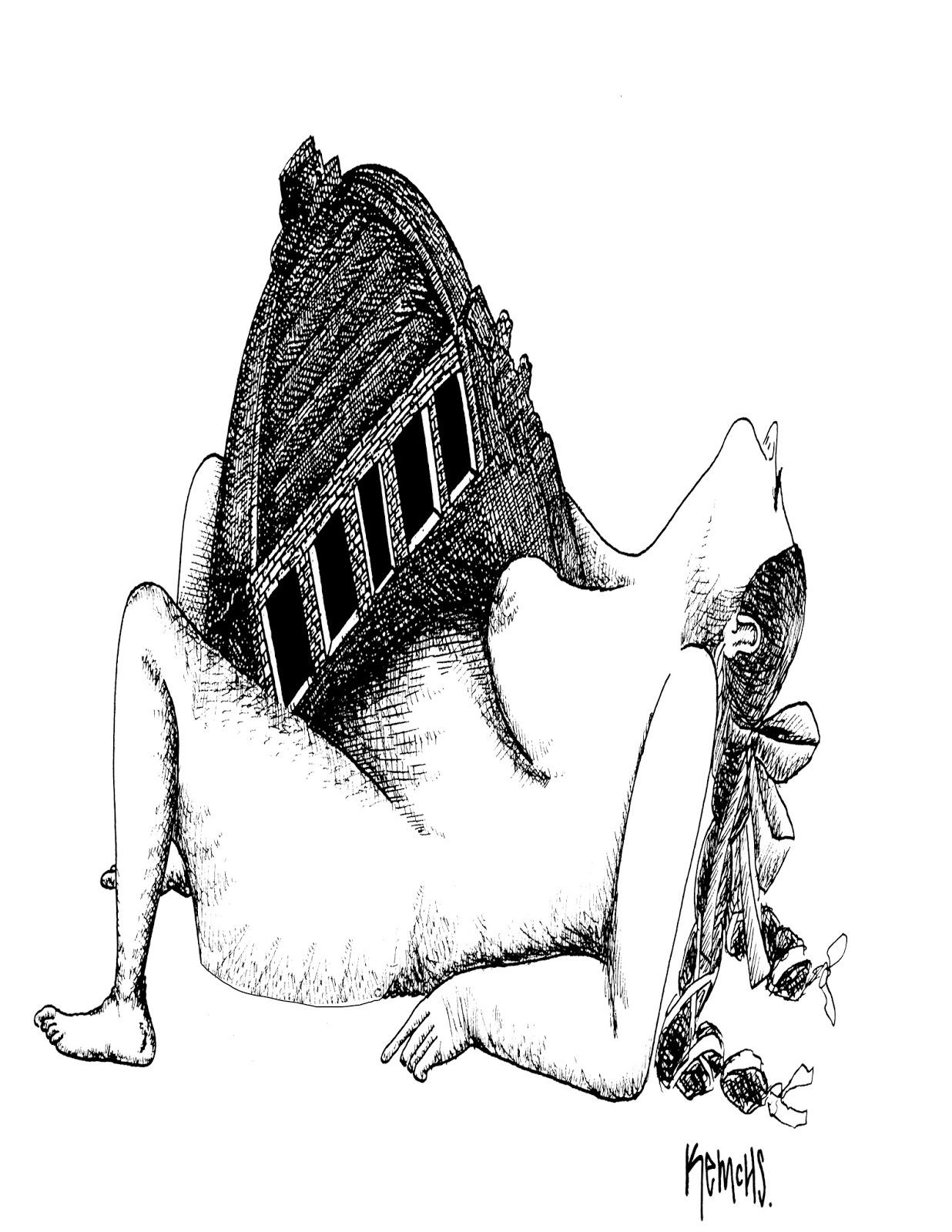 Gritos de dolor durante el chorro anal